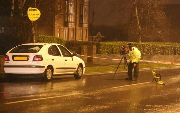 Police appeal for witnesses to Herbert Avenue collision which killed 83-year-old pedestrian