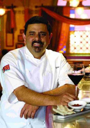 TV CHEF: Cyrus Todiwala