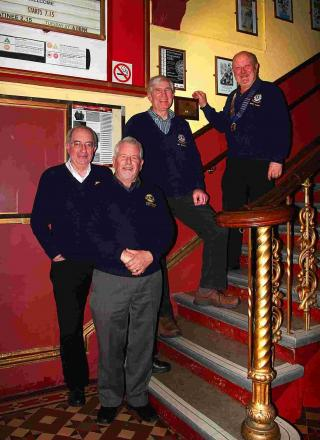 Wareham Lions Club donate £1,000 to town's Rex Cinema