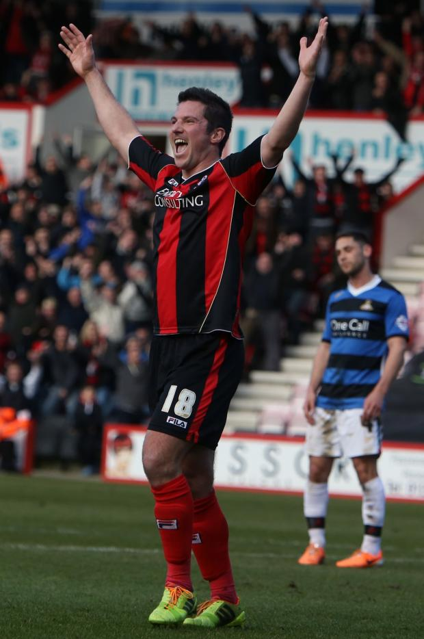 Bournemouth Echo: Pictures from AFC Bournemouth v Doncaster on Saturday, March 1, 2014 at the Goldsands Stadium.