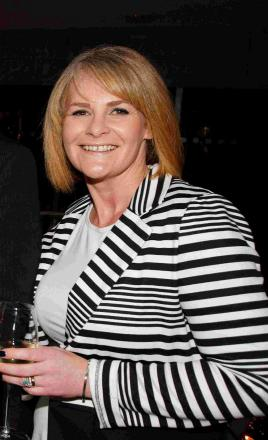 CHANGES: Vicki Hallam, chairman of the Food Festival committee