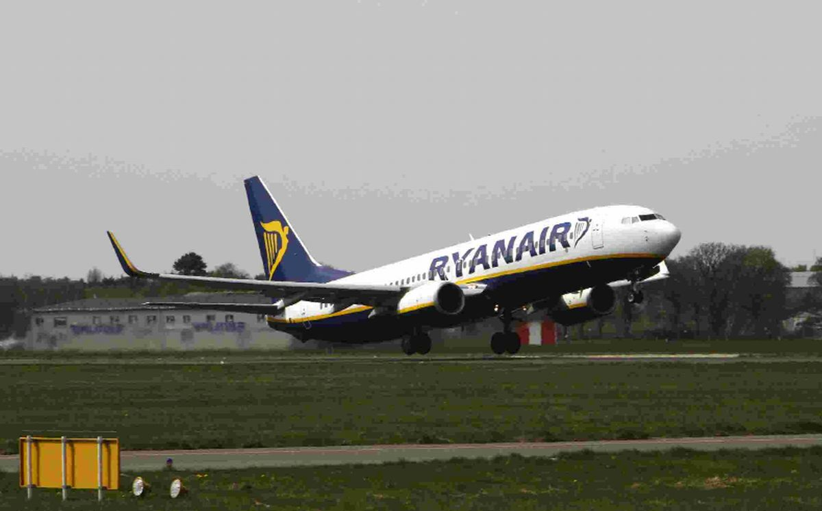 Ryanair celebrates five million passengers flying from Bournemouth Airport as new policies are welcomed by customers