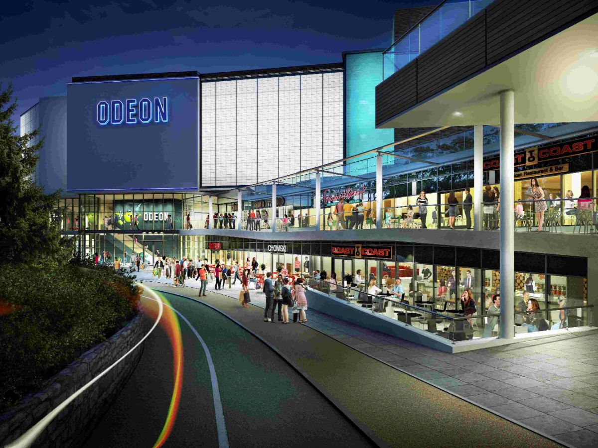 Odeon submits licensing application for new cinemas at West Central complex – despite bitter wrangle over site