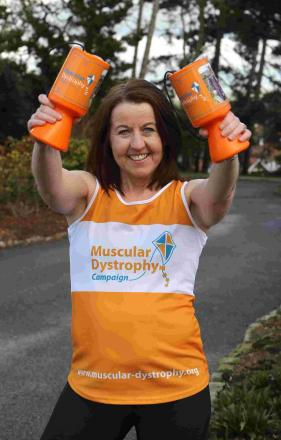 Bournemouth woman haunted by brother's health battle to run a marathon in his memory