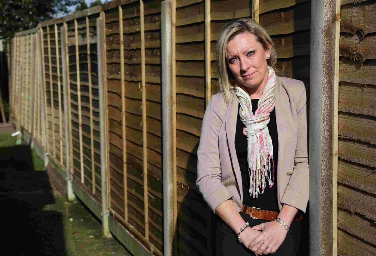 Kinson woman stunned after three wooden panels stolen from garden – as demand rises after storms