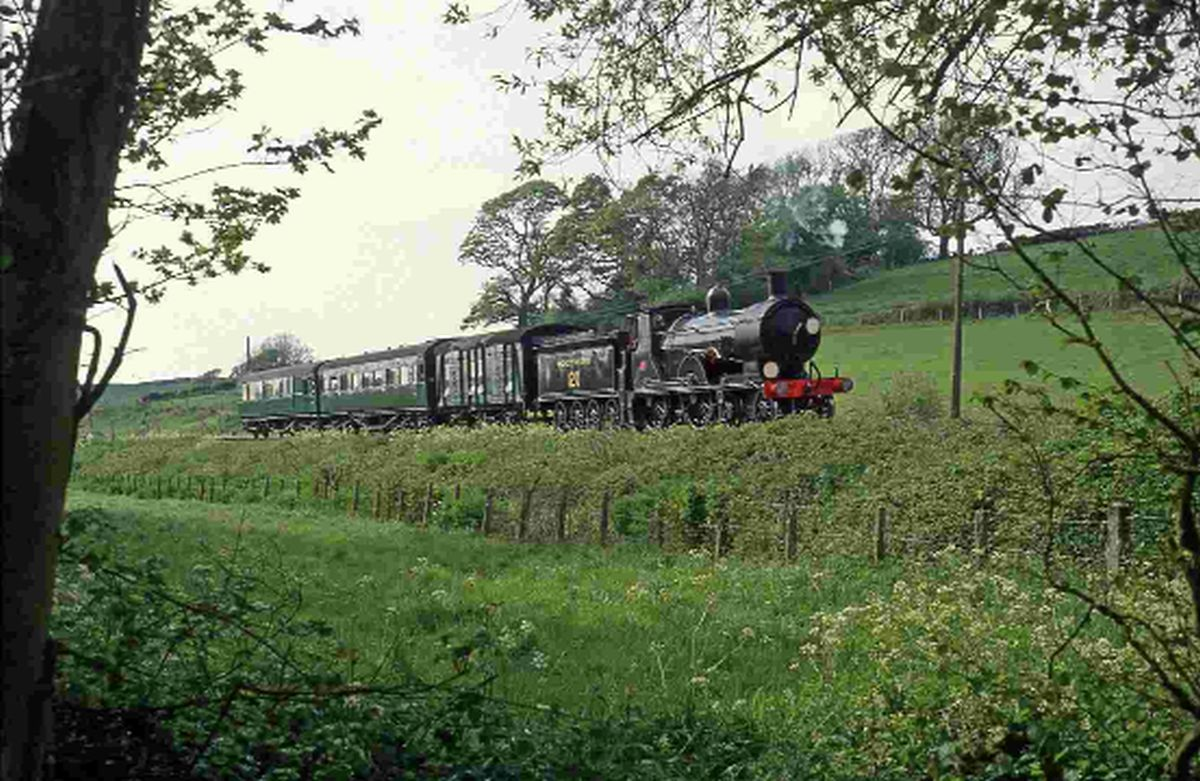 First Swanage Railway show to welcome 'star of the show' T9 locomotive next weekend