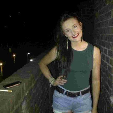 Student Tayla Woodard, who died in London at the weekend