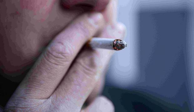 UGLY TRUTH: Smoking ages you.