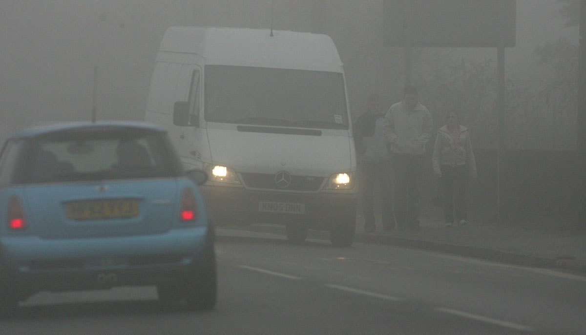 Met Office issues warning of fog for Dorset on Thursday morning