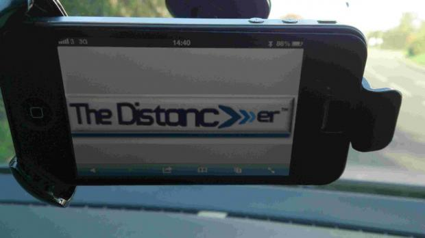 Car crash warning system developed by Dorset company after director's wife witnesses fatal collision