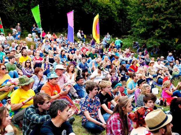 Purbeck residents invited to join in fun at Purbeck Folk Festival - for free!
