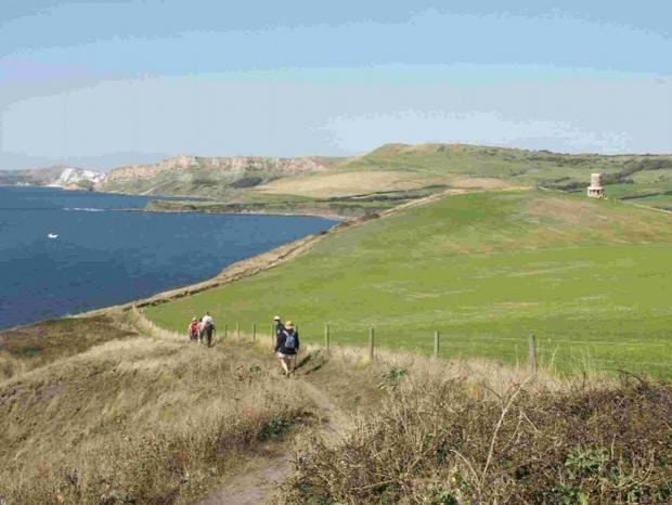 Dates confirmed for 2014 Swanage and Purbeck Walking Festival
