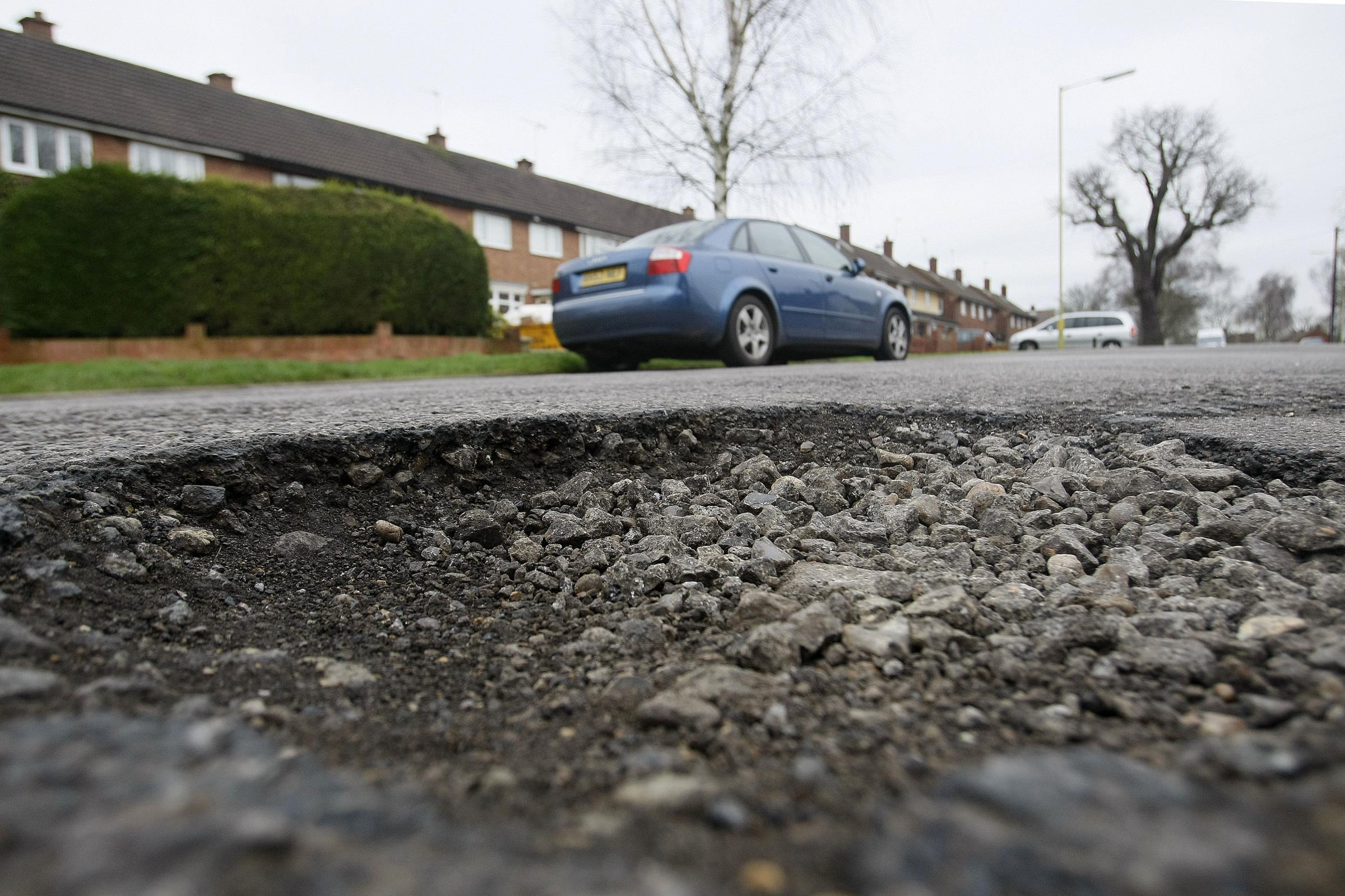 Councils in Dorset given £6m to fix potholes caused by winter storms
