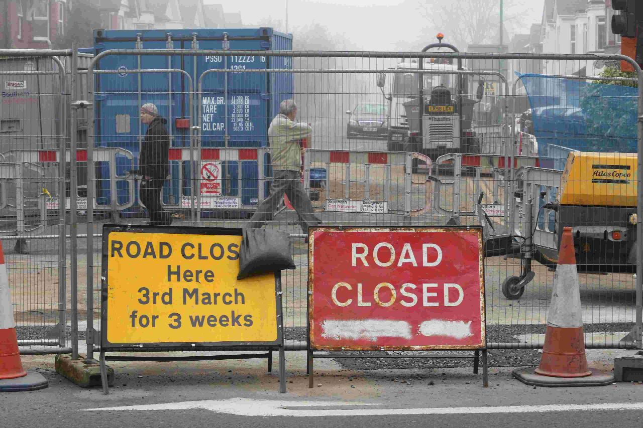 Major roadworks in Winton and Boscombe cause severe delays and concerns from traders