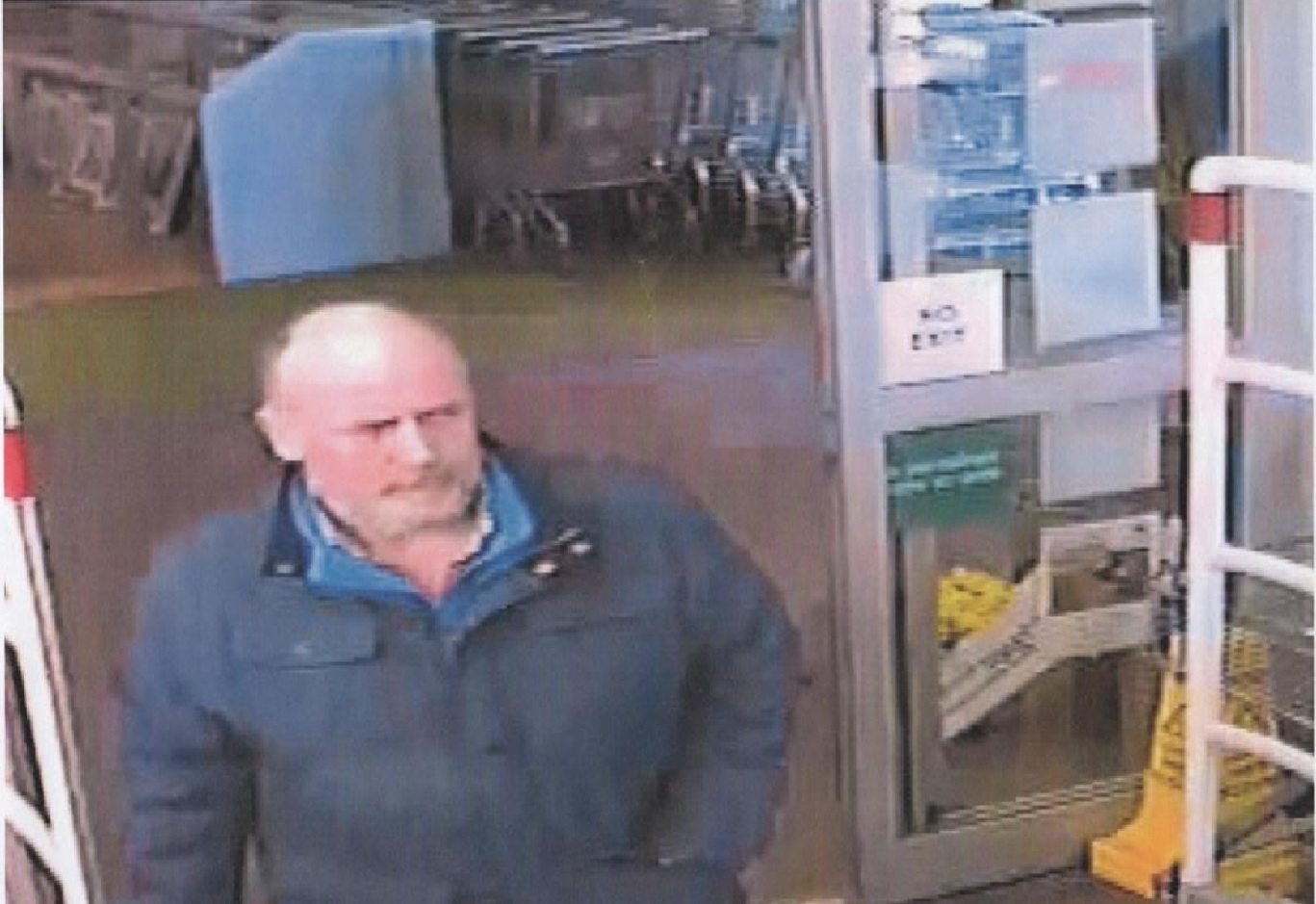 Police hunt 'con man' responsible for spree of frauds across Dorset