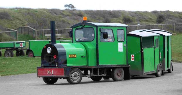 Bournemouth Echo: Hengistbury Head Noddy Train operators 'in negotiations' with Bournemouth council