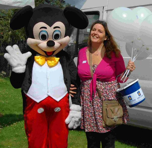 Can you help out Julia's House? Children's hospice appeals for more volunteers