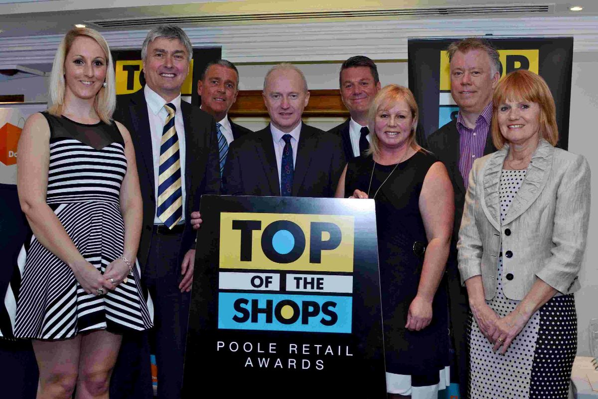 PRIZES: Enter now for the Top of the Shops competition