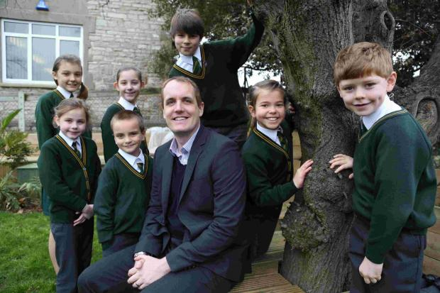 St James' Primary School: New head bringing in popular changes