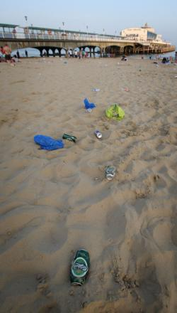 Dorset residents urged to take part in The Great British Beach Clean