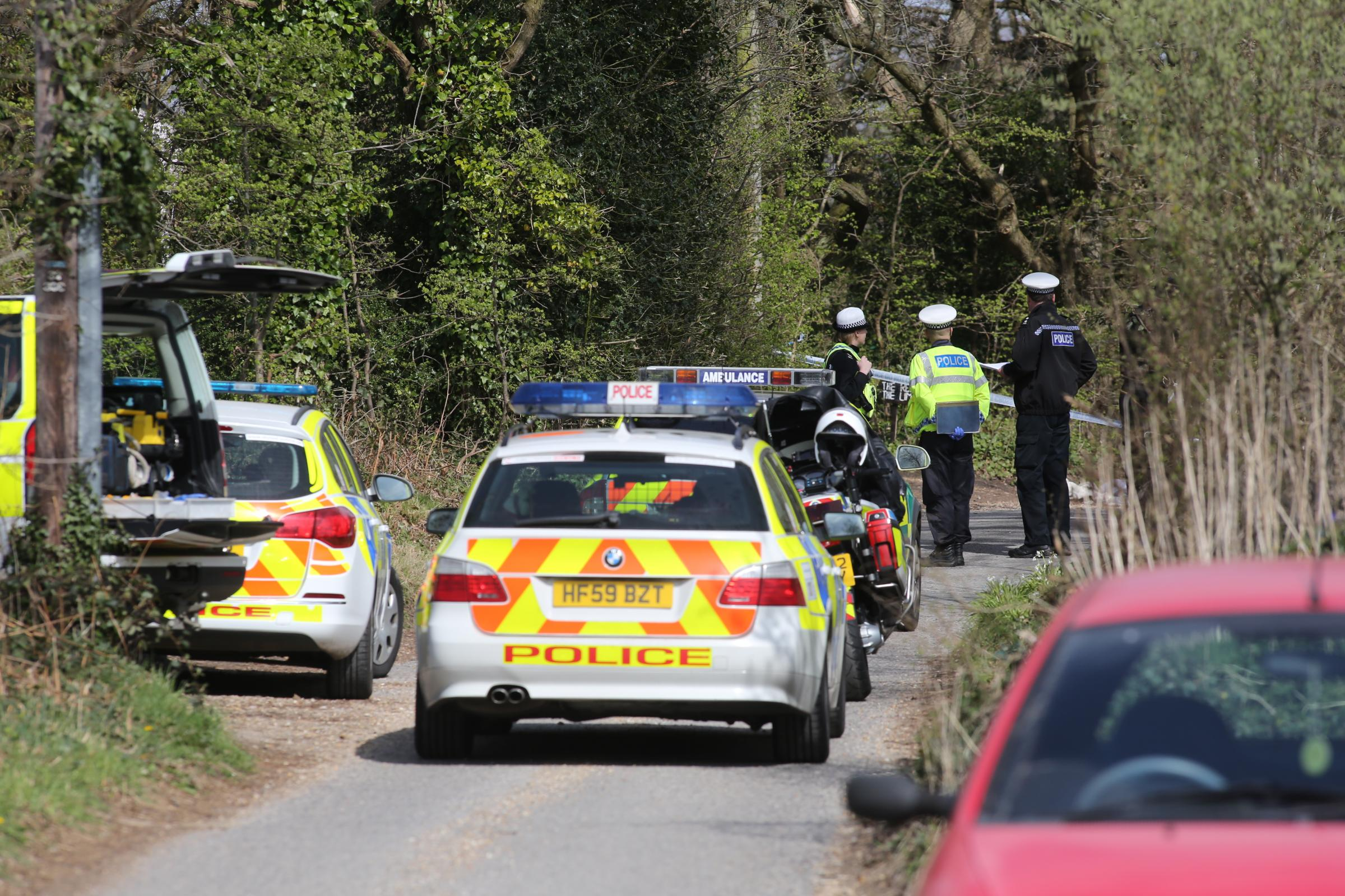 UPDATE: Mystery of man who is 'fighting for life' after alleged hit and run on rural road