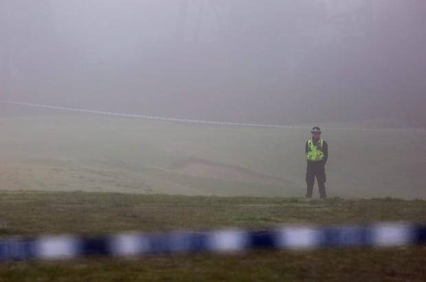 Man found 'bones' at golf course 'months' before body was discovered in tree