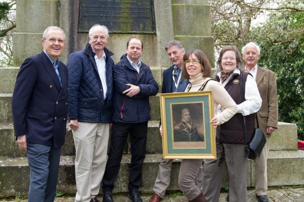 'A hidden gem' - plans unveiled to restore 172-year-old monument to naval hero