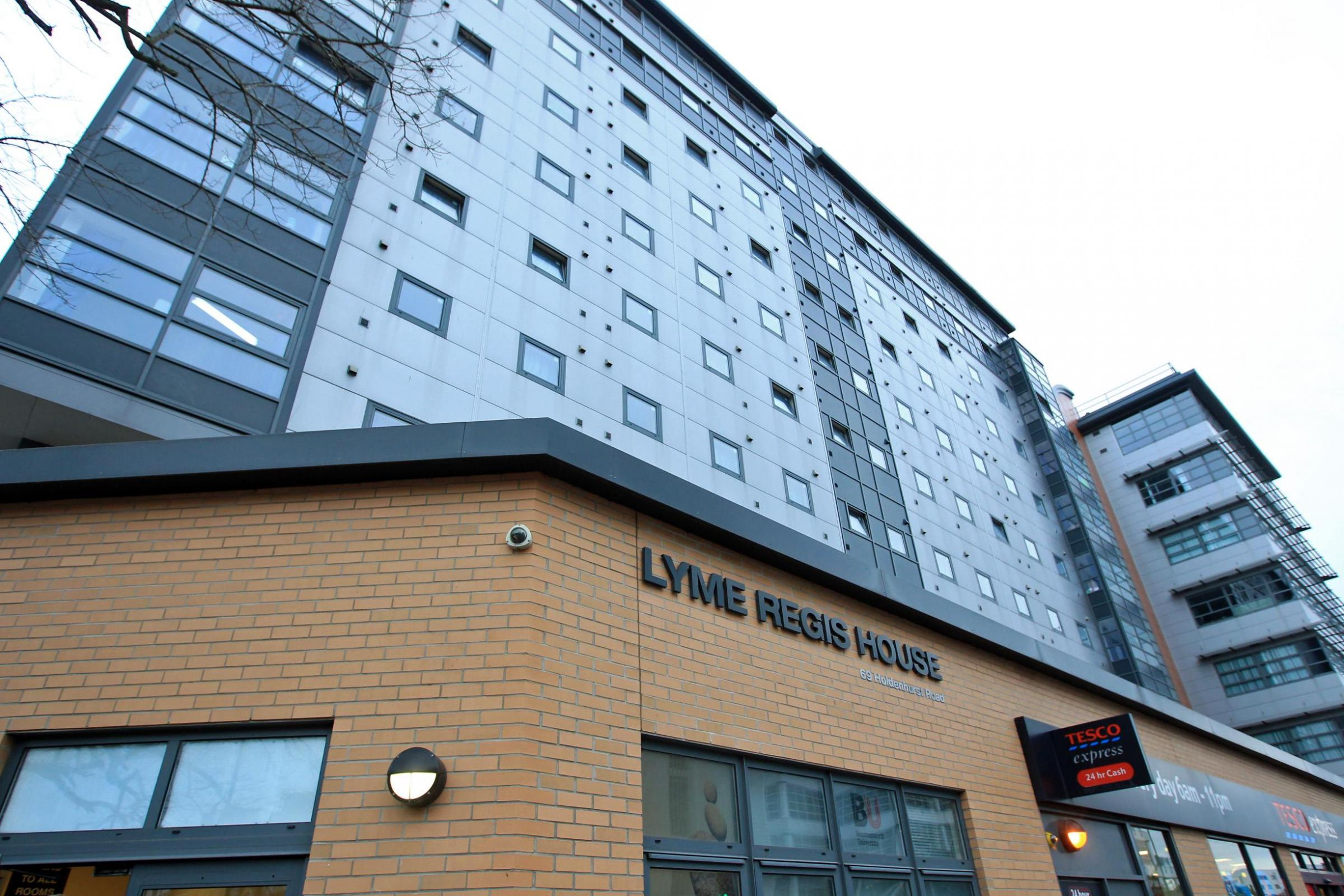 Police Called To Lyme Regis House After Reports Man Had Fallen Out Of Window Student Accommodation From Bournemouth Echo