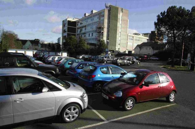 HOUSING: Berry Court car park could be transformed into 100 homes and a multi-storey car park