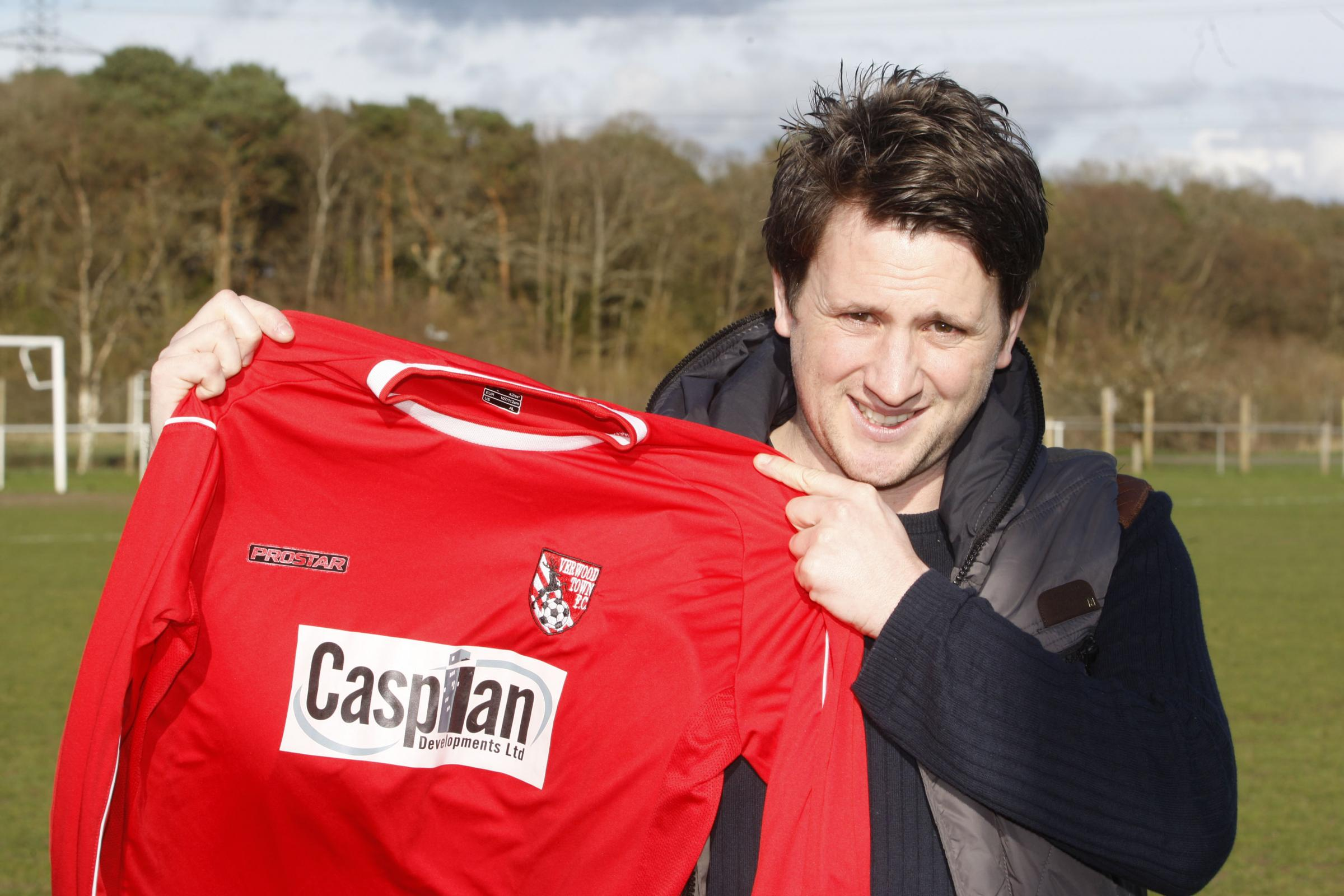 UNVEILED: New Verwood Town manager Carl Poore