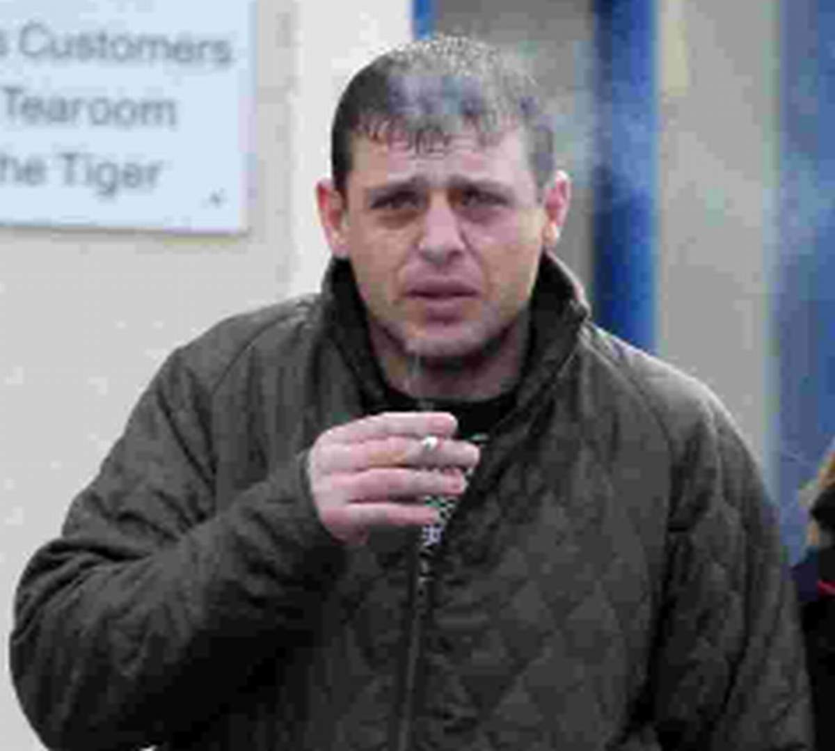 ANIMAL CRUELTY: Martyn Dashwood who has pleaded guilty to 16 charges
