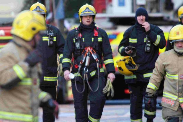Bournemouth Echo: Hoax calls to firefighters put lives at risk