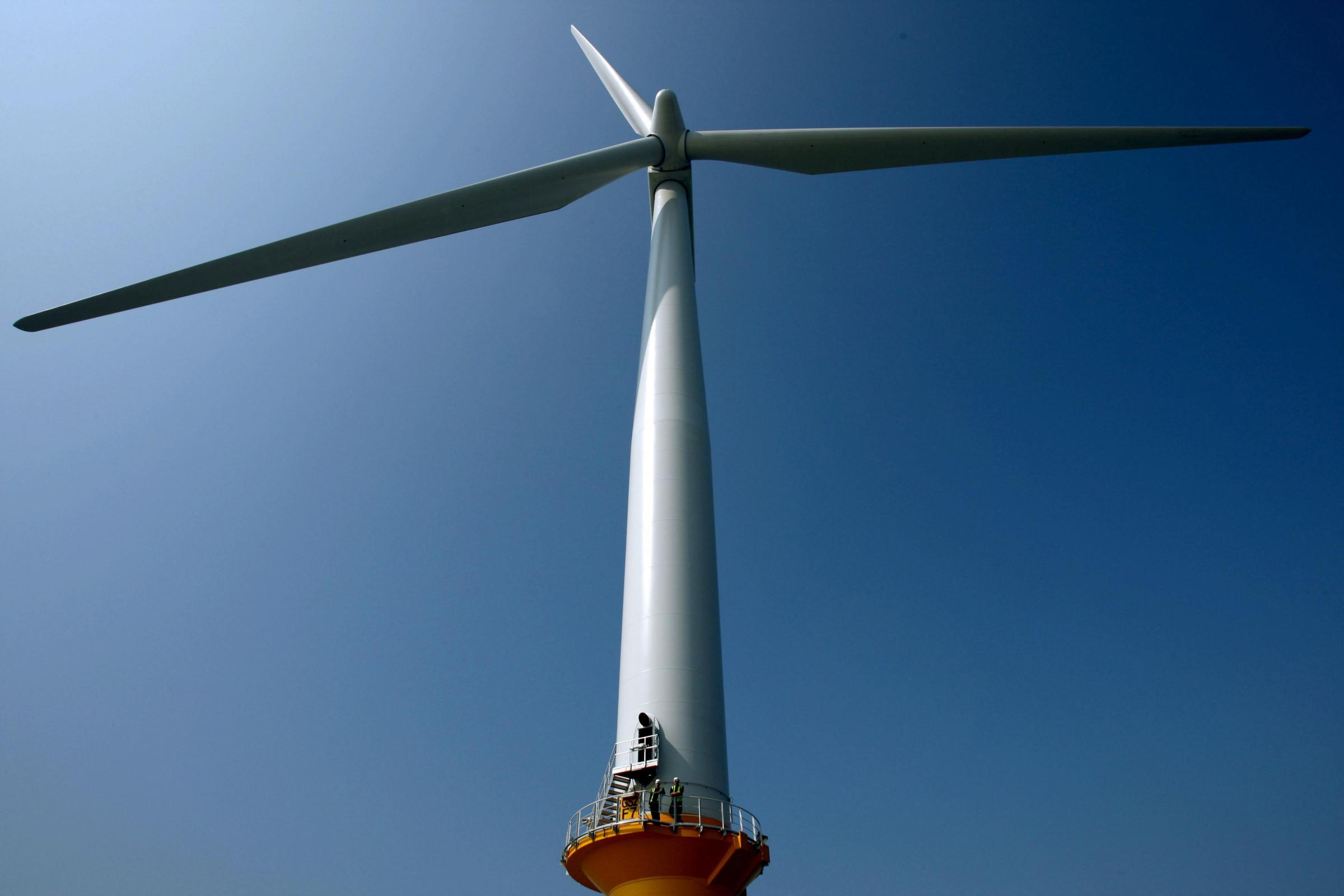 Noise fears over proposed wind turbine off Dorset coast