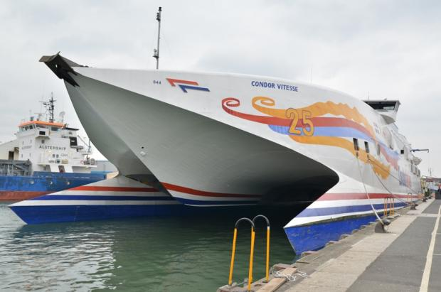 Condor Ferries to buy new super-ferry as future of Dorset base still to be decided