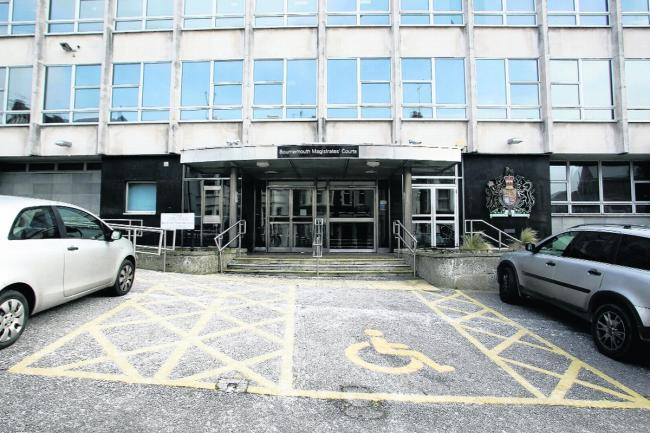A round up of cases at Bournemouth Magistrates Court