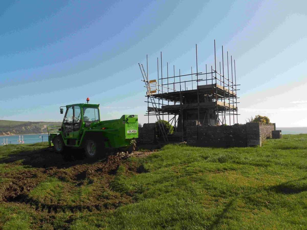 On the move: Swanage war memorial to be reconstructed further from seafront due to landslip risk