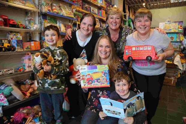 TOY JOY: The Toy Exchange Donate Scheme reopens in Ringwood
