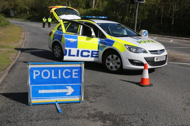 Man suffers serious injuries in collision with car