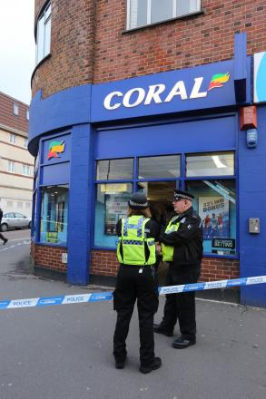 Man in court charged with attempting to rob Coral betting shop in Winton