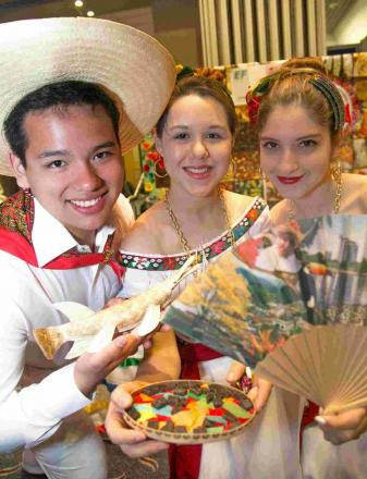 Olé: Mexican students from EF Language School