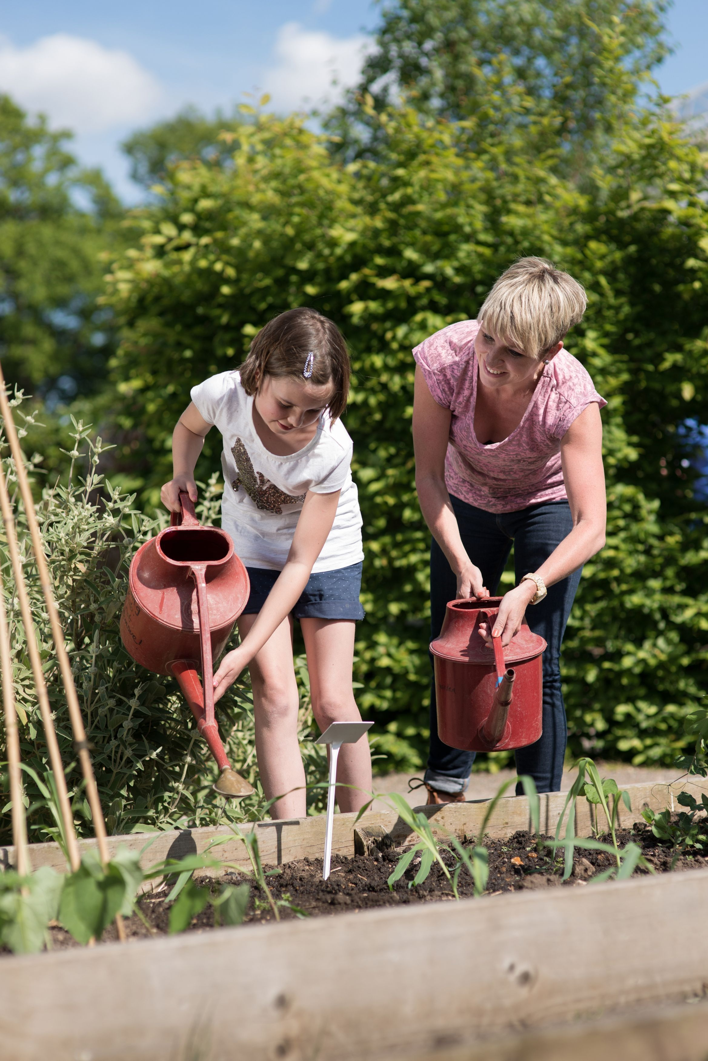 Gardening with children: how to get your little ones outdoors