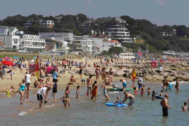SAFETY: RNLI lifeguards are to educate school children on beach safety