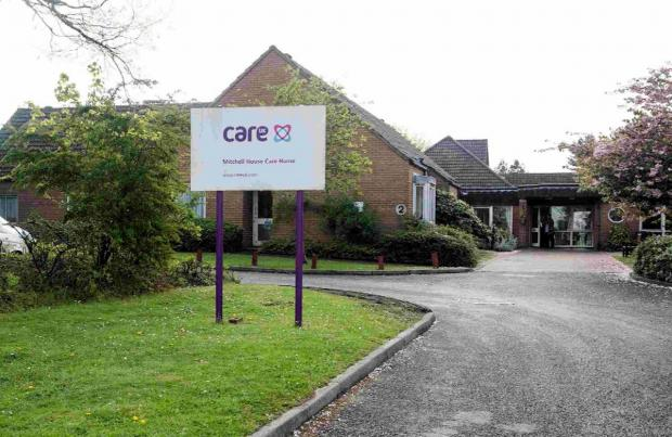 LOSS: Mitchell House Care Home.