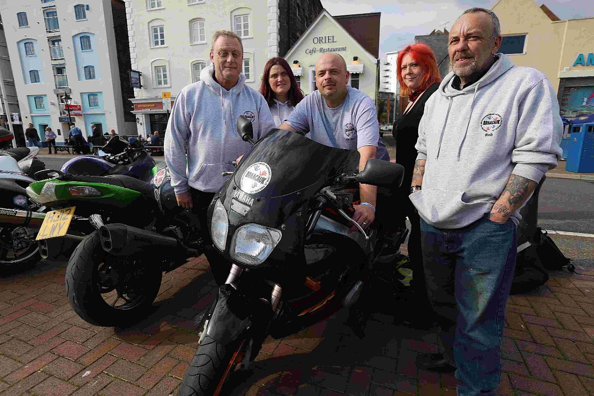 CAMPAIGN: Bikers Raising Awareness Against Child Abuse