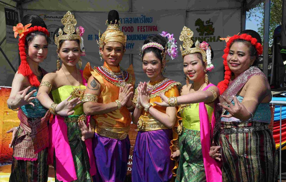 A taste of the exotic - crowds wowed at Bournemouth's annual Thai Food Festival