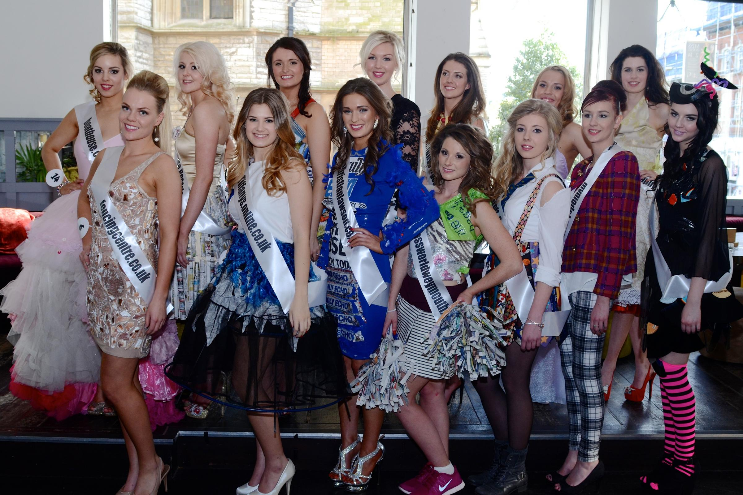 Miss Dorset 2014 crowned