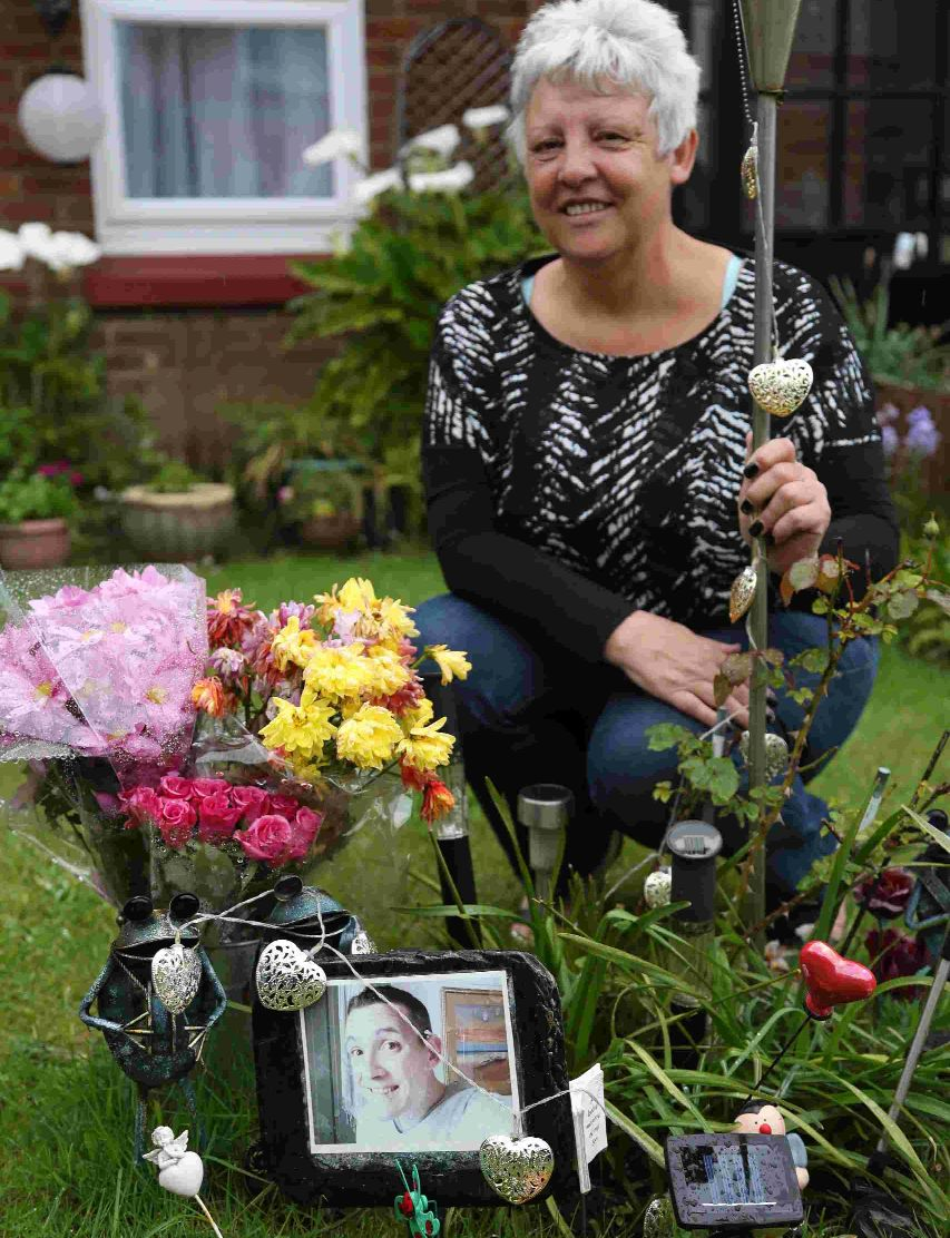 A Bournemouth mum's fight against knife crime is gaining momentum