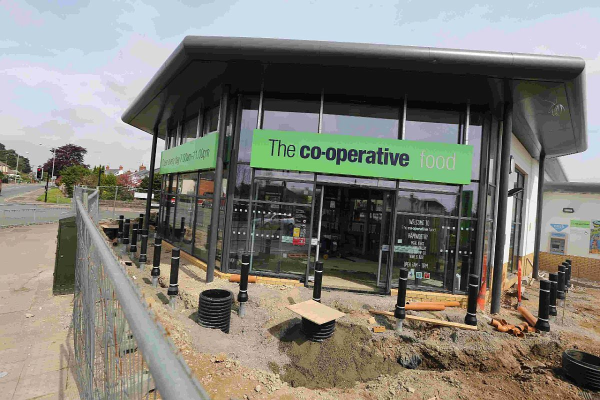 OPENING: The new Co-op store in Hamworthy