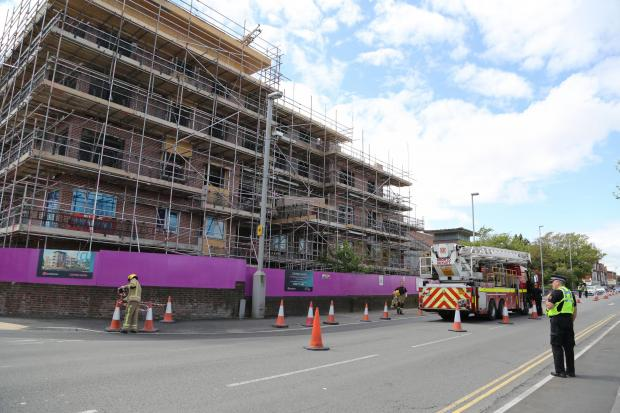 Bournemouth Echo: Health and Safety Executive investi