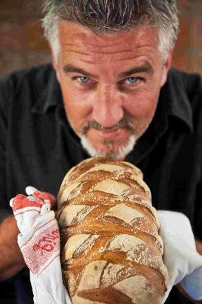 From a job offer at the Chewton Glen to soggy bottoms - Paul Hollywood speaks ahead of first Bournemouth e show
